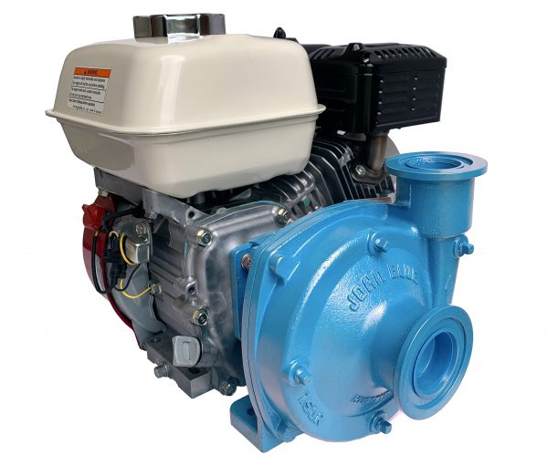 John Blue Vac-U-Seal Spray Pump CS-150 w engine_20