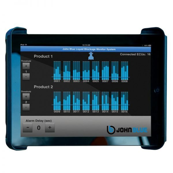 LBMS wireless panel