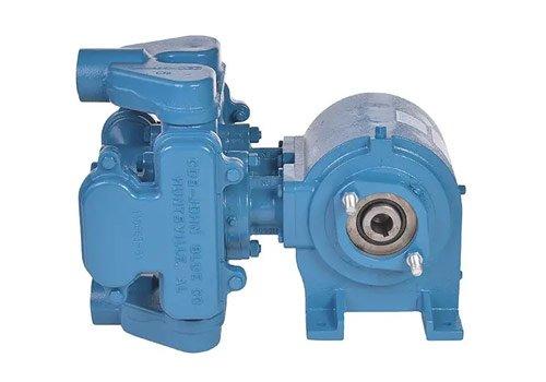 Hydraulic drive pump